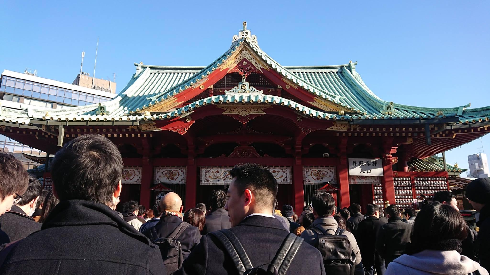 神田明神へ参拝するようになってから業績が急成長! ご利益ありまくりな新年初イベント